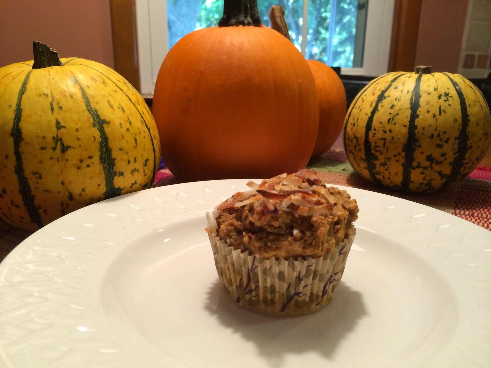 Pumpkin Bran Muffin Recpie