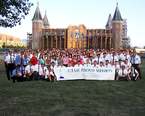 Provo Utah Mission Blog