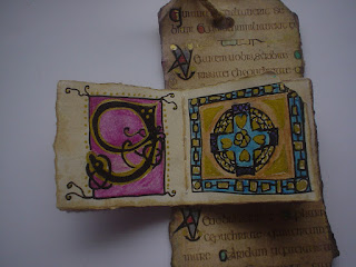 Book of Kells - Tag Tuesday
