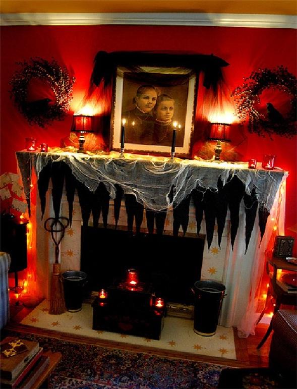 31 NOCHES EN LA MANSION LEAGAN... HOY CHAT. Chimenea-halloween-1