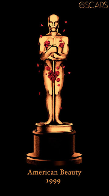 Oscars 2013 Poster American beauty 1999