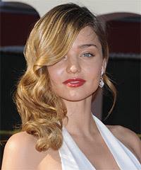 Celebrity Hairstyle Trend Of Miranda Kerr