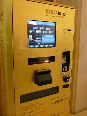 maquina comprar oro en Dubai