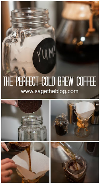 The Perfect Cold Brew Coffee At Home