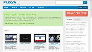 Cara Daftar Google Adsense Via Flixya