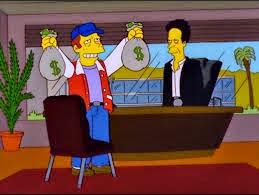 Homero y las celebridades, Homero y Ron Howard, Cuando se Anhela una Estrella