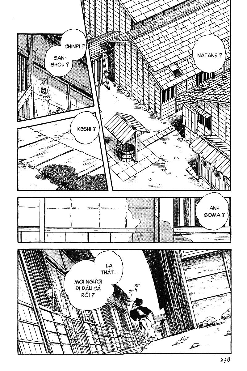 Nijiiro Togarashi - Ớt Bảy Màu chap 12 - Trang 19