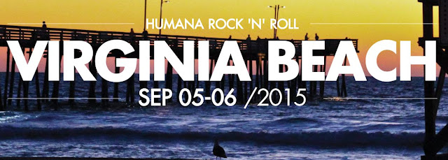 Humana Rock 'N' Roll Half Marathon Virginia Beach
