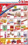 kim Tüm Marketlerin Güncel İndirim, Kampanya Broşür ve Katalogları