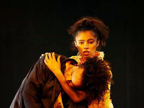Espetáculo teatral Pequeno Príncipe