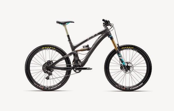 2015 Yeti SB6C Carbon Black
