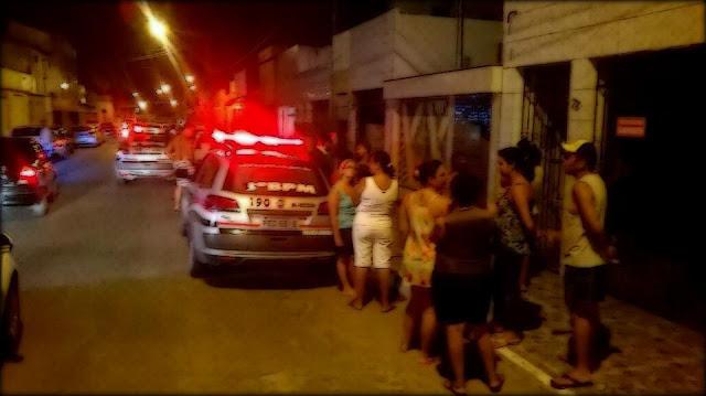 Briga entre vizinhos acaba com facãozada em Aracaju