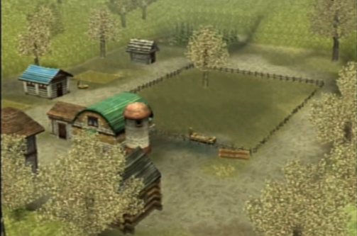 Harvest moon it's a wonderful life special edition game review ps2 picture of the player farm