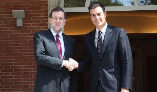 """El tiempo del """"postureo"""" PP-PSOE se ha acabado"""