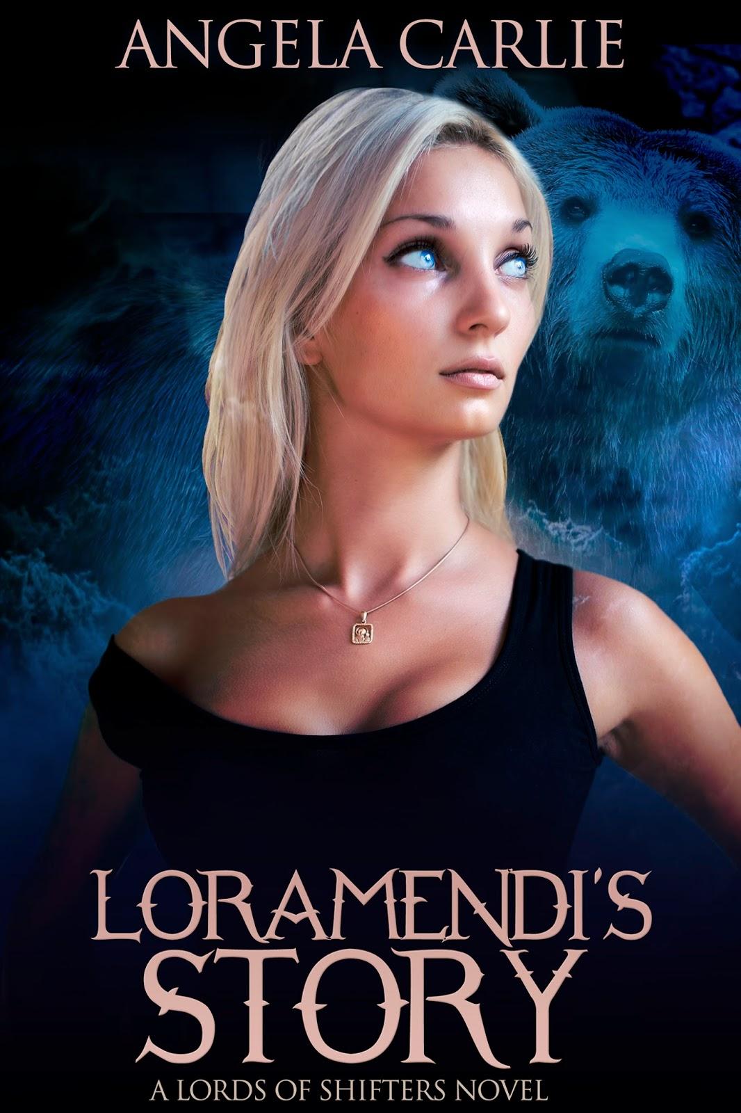 http://www.amazon.com/Loramendis-Story-Shifters-Angela-Carlie-ebook/dp/B005FR1D9U/ref=sr_1_1?ie=UTF8&qid=1401846339&sr=8-1&keywords=Loramendi%27s+Story