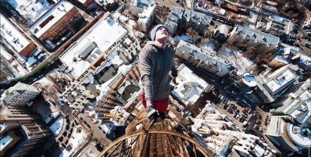 ¿Qué es el Skywalking? Las fotos más impresionantes de la locura rusa 0001256752