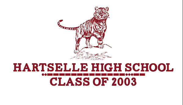 Hartselle Class of 2003 Reunion Blog