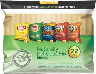 Frito-Lay Naturally Delicious Snack Pack