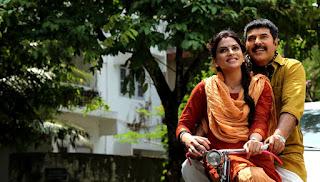 Mammootty in Malayalam movie Acha Din