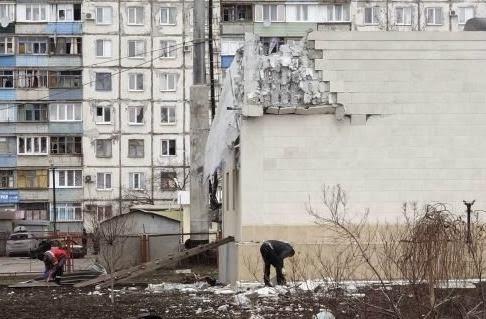 Επτά ουκρανοί στρατιώτες νεκροί σε ένα 24ωρο