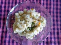 How to make easy south Indian snack rawa upma recipe