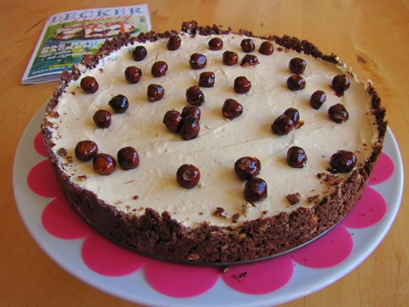 Karamell Mousse Torte