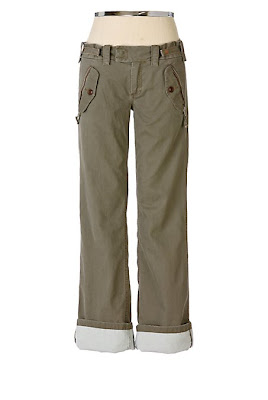 Anthropologie Dustin Fitted Cargos