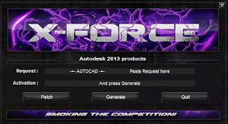 Download AutoCAD 2013 Keygen X-force