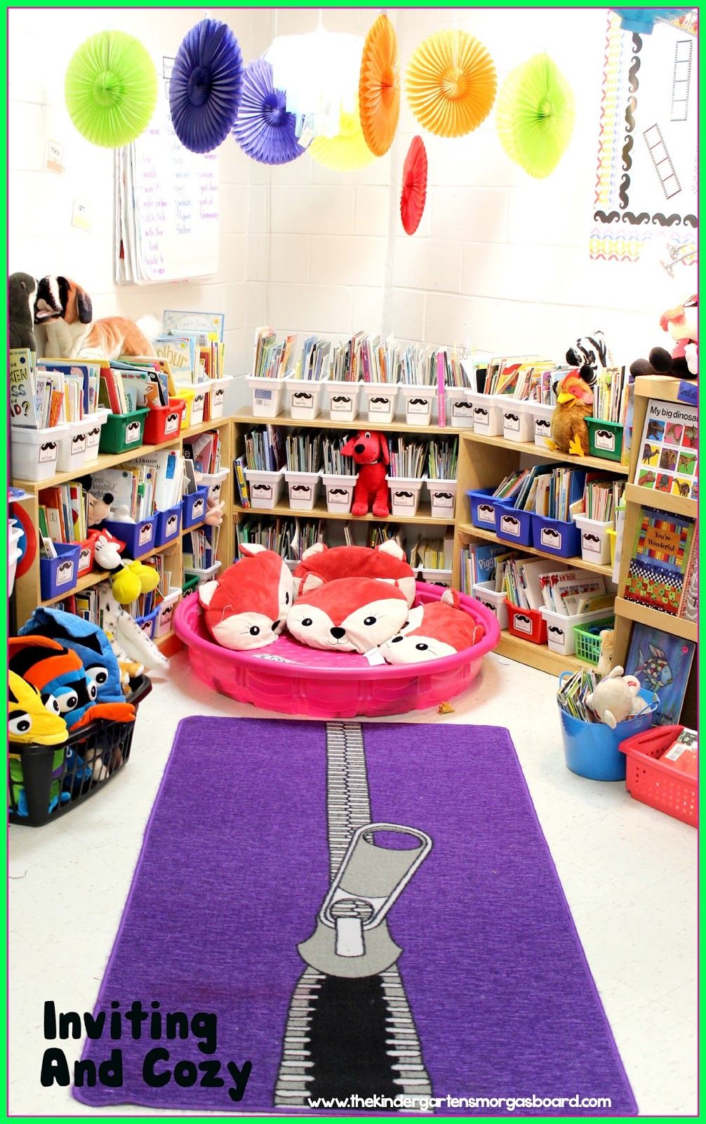 Classroom Library Ideas Kindergarten : The kindergarten smorgasboard a