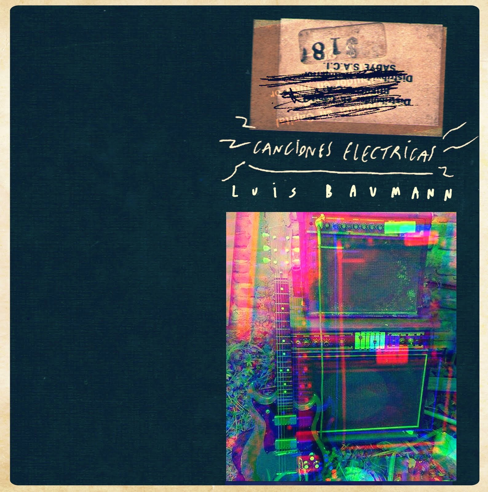 Luis baumann - Canciones eléctricas 2015