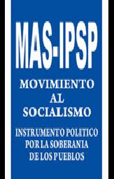 Movimiento al Socialismo-Instrumento Poltico por la Soberana de los Pueblos (MAS-IPSP)