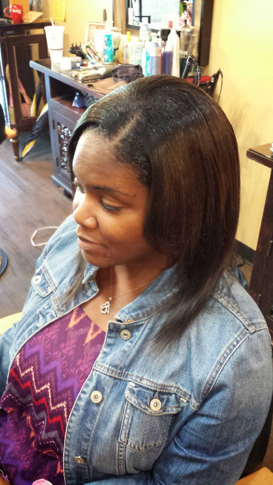 Transformation Thursday How Sew Ins Can Help Your Hair Grow