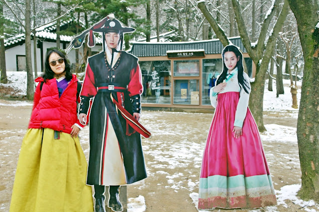 K-drama 'Arang and the Magistrate.' | www.meheartseoul.blogspot.sg