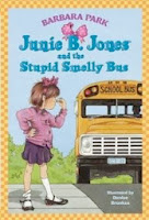 bookcover of Junie B. Jones and the Stupid Smelly Bus by Barbara Park #1