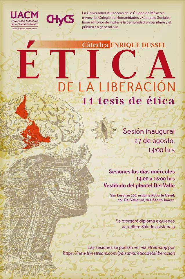 Cátedra de Ética de la Liberación