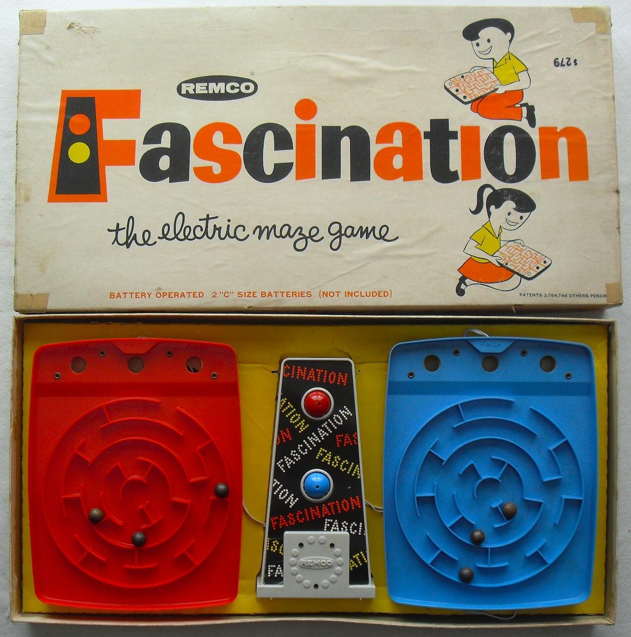 Vintage Toys And Games : Art skool damage christian montone game on