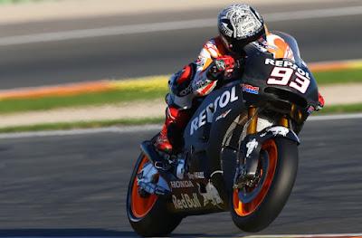Hasil Lengkap Tes Pramusim MotoGP 2016 Valencia, Spanyol (2)