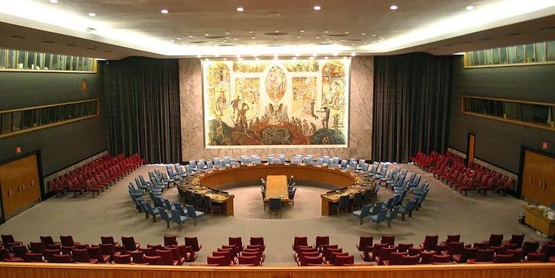 PBB Perserikatan Bangsa Bangsa
