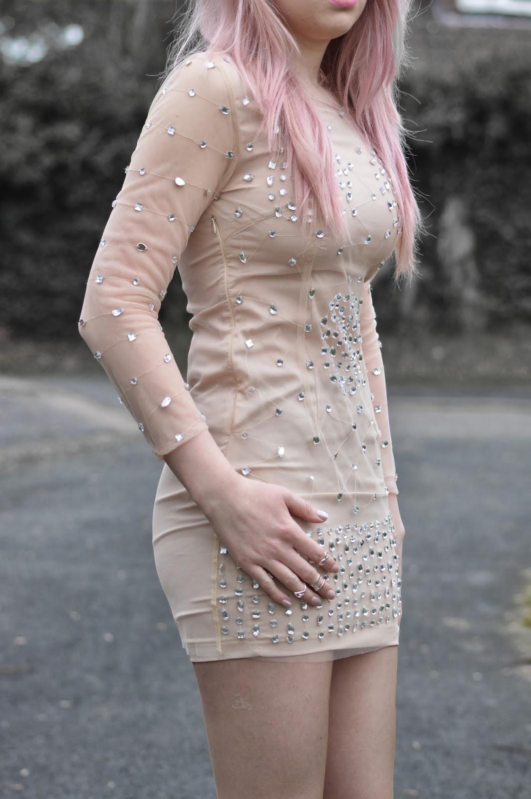 Sammi Jackson - Jewelled Dress