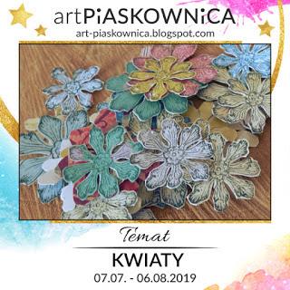 Art-piaskownica - flores