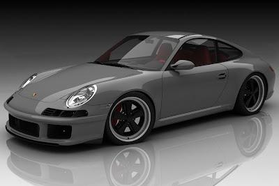 Porsche 911 997 Retro