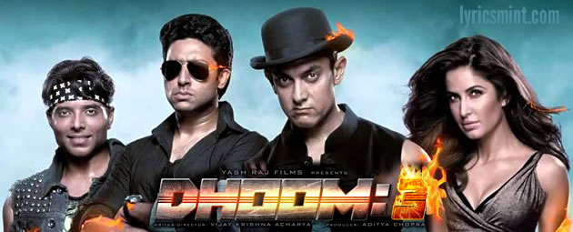 Dhoom 3 Film Music