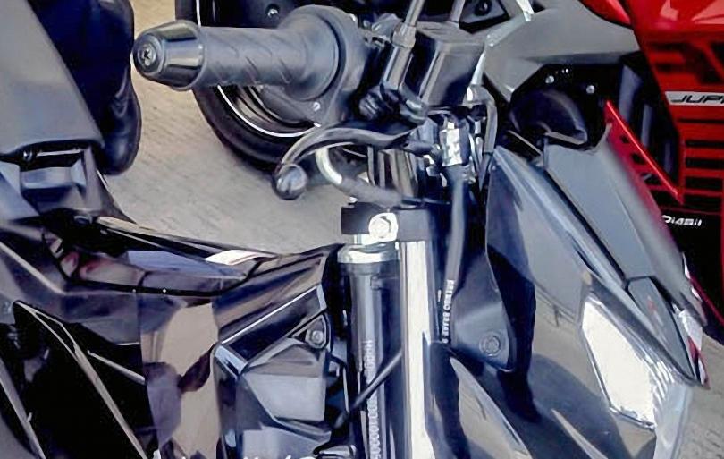 Mantap . . tenaga Suzuki Satria F150 Injeksi naik 20% dari Satria F150 Karburator !