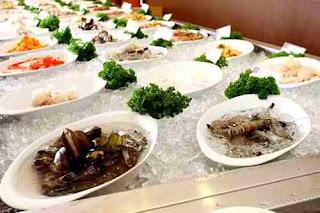 20 địa điểm ăn buffet được ưa thích ở Sài Gòn, buffet ngon, địa điểm ăn uống 365
