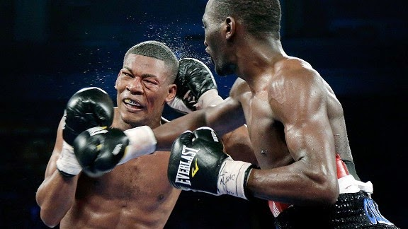 Yuriorkis Gamboa vs. Terence Crawford live Boxing on Saturday June 28 2014