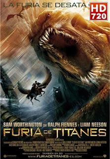 Ver pelicula Furia de titanes (2010) gratis