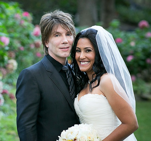 john rzeznik and melina gallo summers hottest wedding 2013
