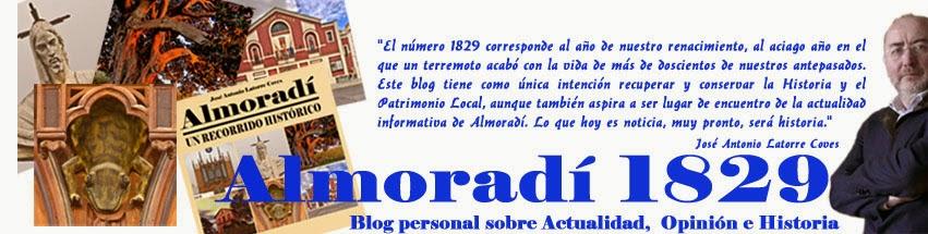 Almoradí 1829