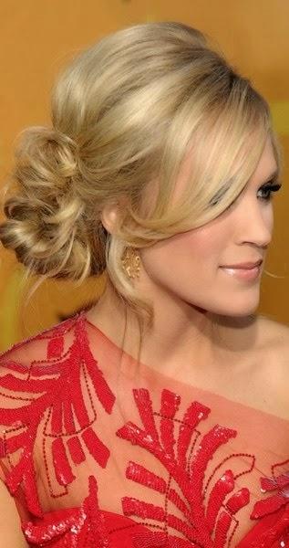 Peinados Recogidos Desenfadados - Recogido de fiesta romántico y desenfadado YouTube