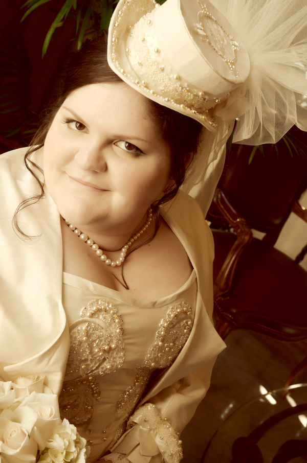 steampunk bride